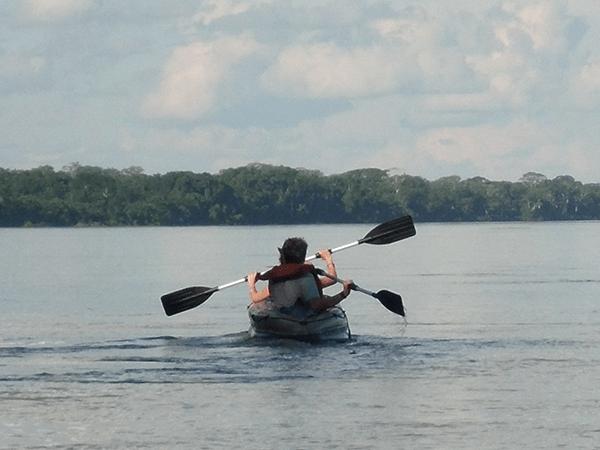 Tambopata River Activity 2