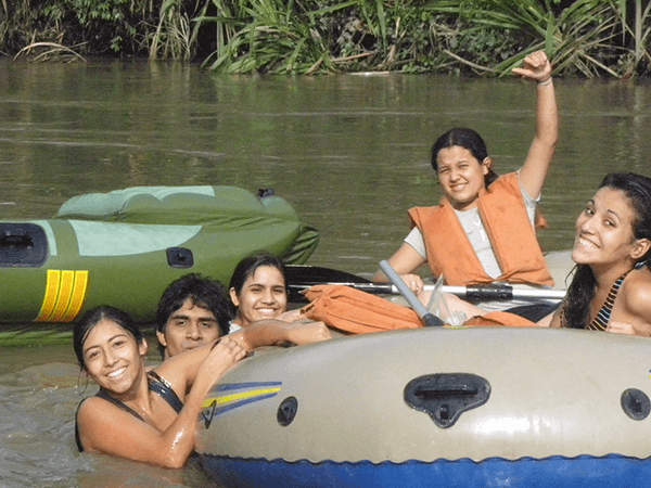 Tambopata River Activity 3
