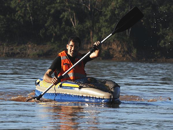 Tambopata River Activity