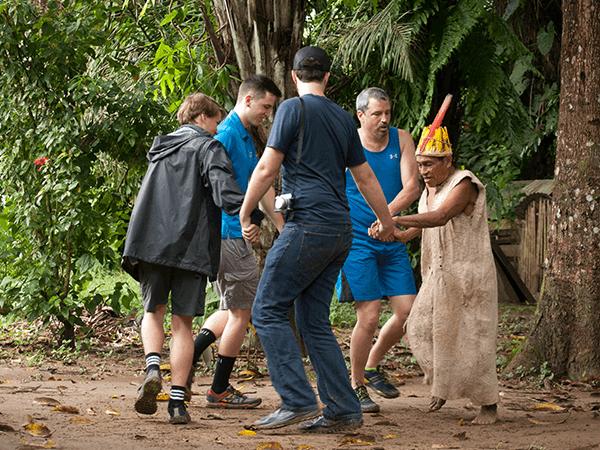 Tambopata Native Family Tour 2