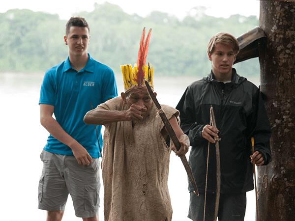 Tambopata Native Family Tour 3