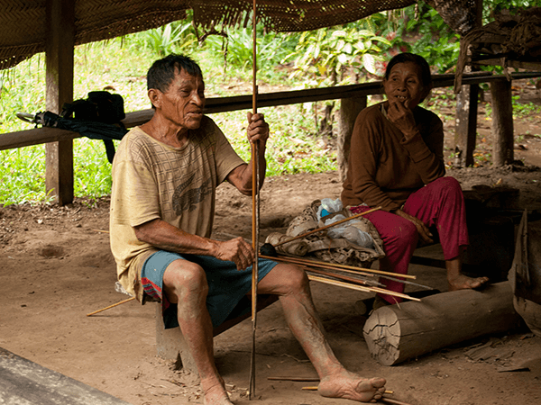Tambopata Native Family Tour 4