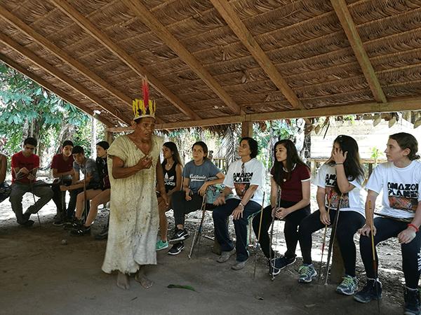 Tambopata Native Family Tour
