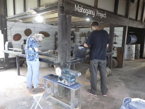 Tambopata Mahogany Tour 3
