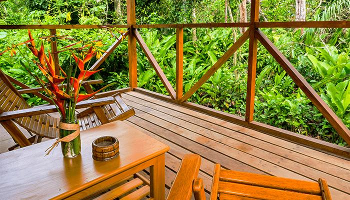 Tambopata Lodge Terrace