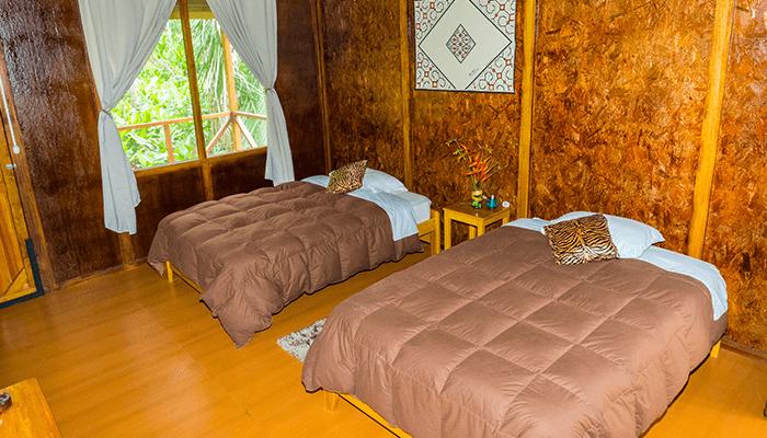 Tambopata Lodge Bedroom 2