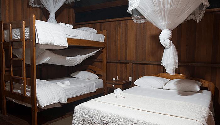 Tambopata Lodge Bedroom 8