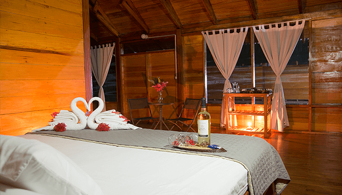 Tambopata Lodge Bedroom 12