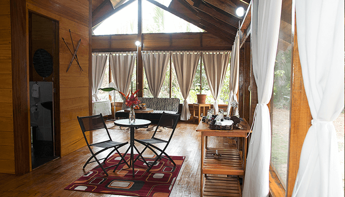 Tambopata Lodge Bedroom 13