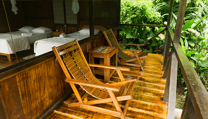 Tambopata Lodge Terrace 2
