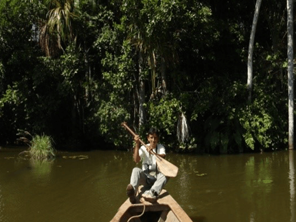 Tambopata Lago Sandoval  Programa Turistico 1