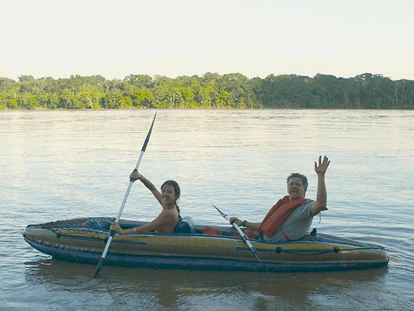 Tambopata Lago Sandoval  Programa Turistico 4