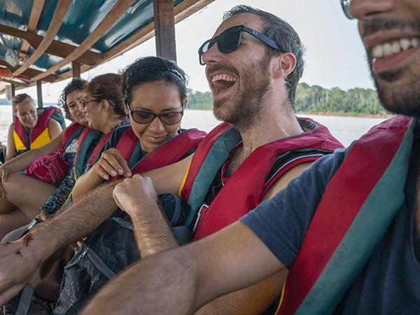 Tambopata Lake Sandoval Touristic Program 6
