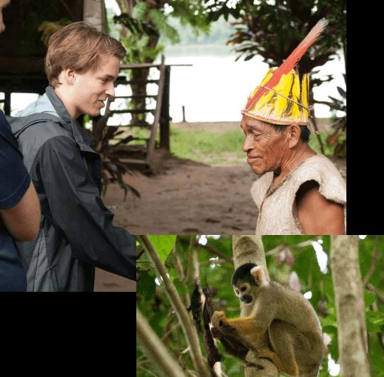 Tambopata Familia Nativa Tour